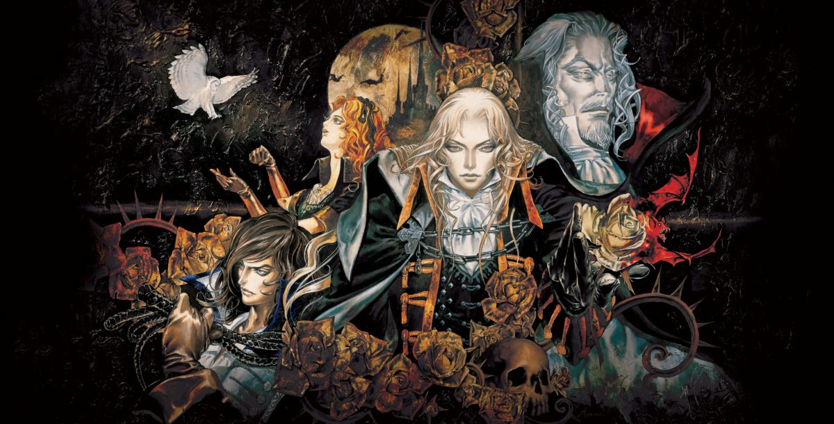 Ayami Kojima Castlevania Symphony of the Night