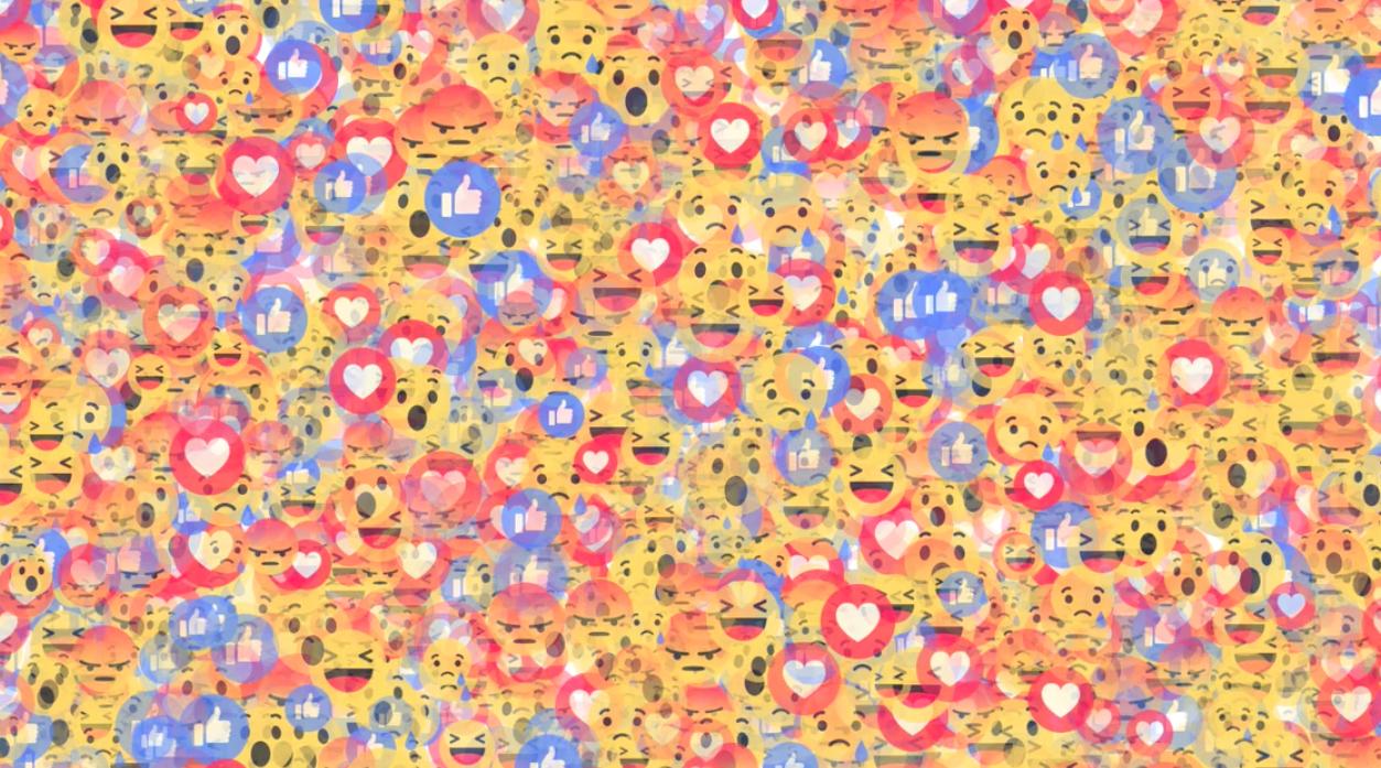 Go Rando esconde tus verdaderas reacciones de Facebook