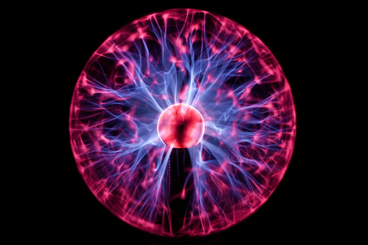 Esféra de Plasma