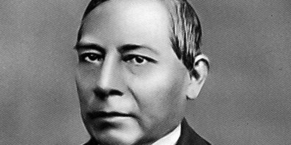 Datos poco comunes sobre Benito Juárez