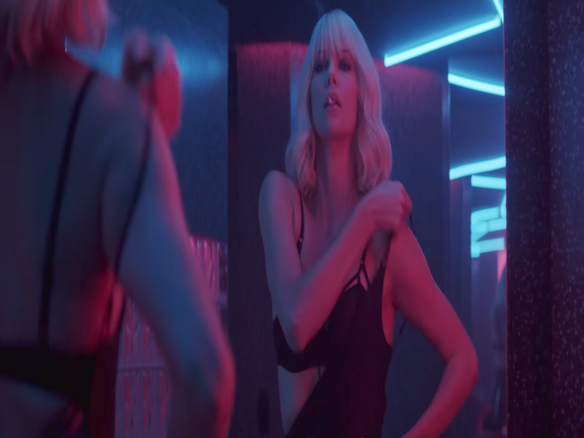 Atomic Blonde ya está en cines