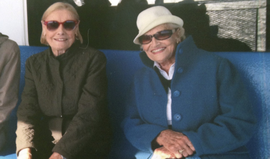 Las gemelas enfrentaron una muerte trágica a los 97 años