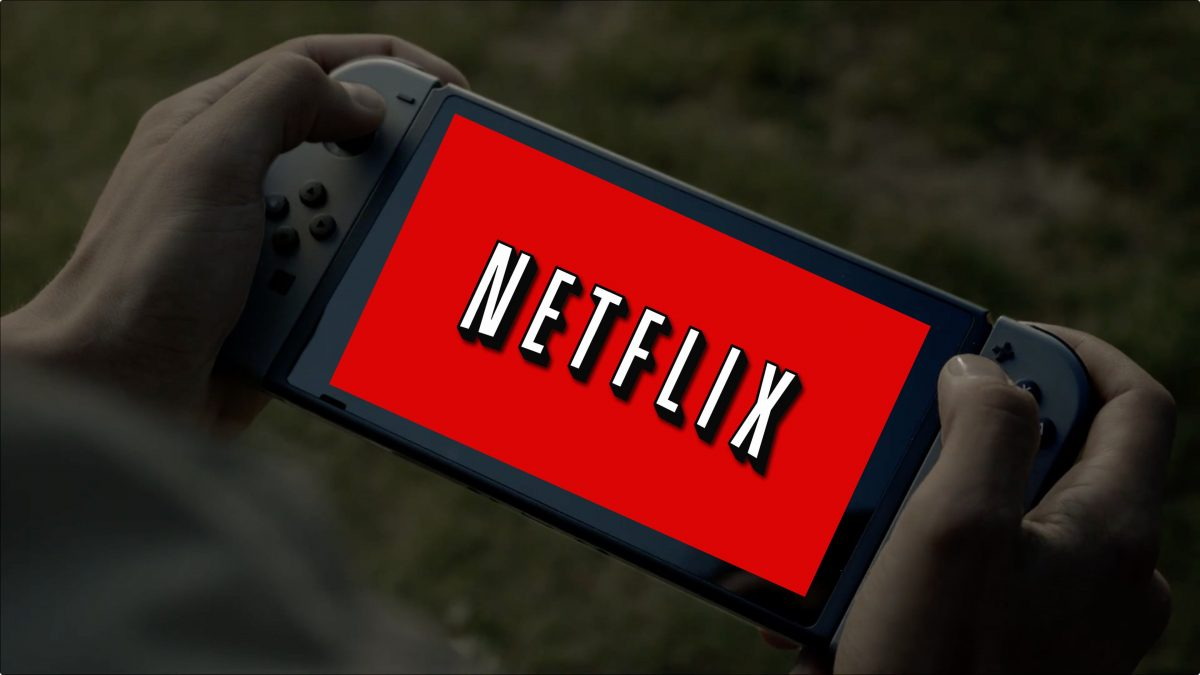 Netflix Nintendo Switch