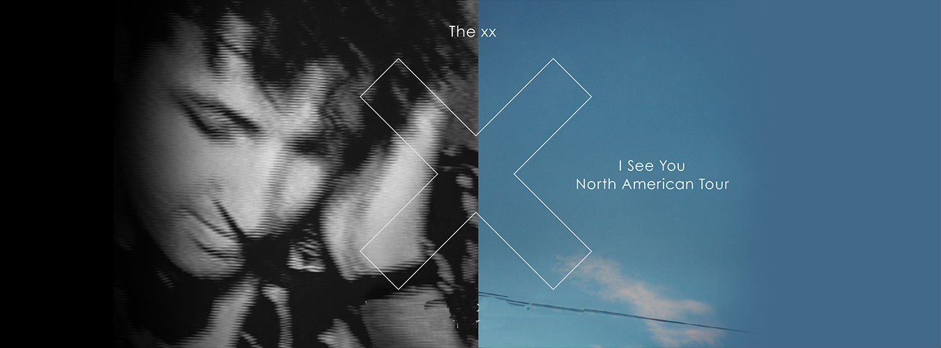 The XX cover, north american tour