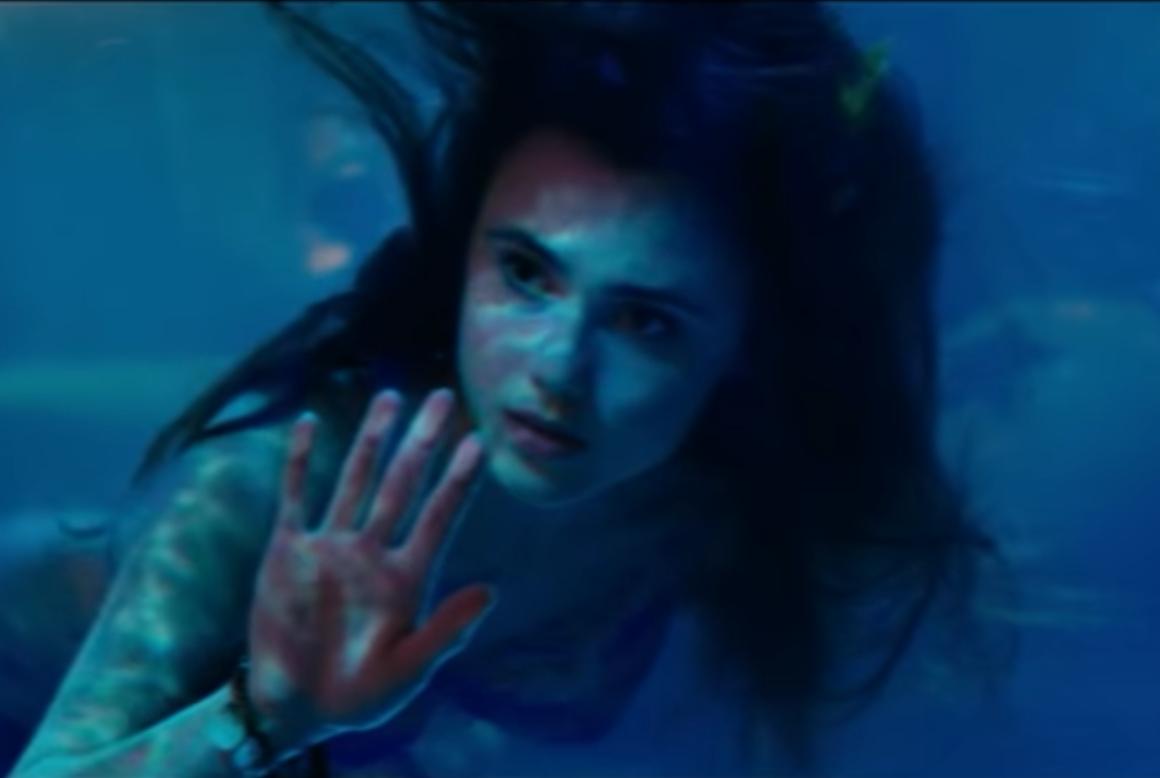 Trailer de la versión live action de La Sirenita