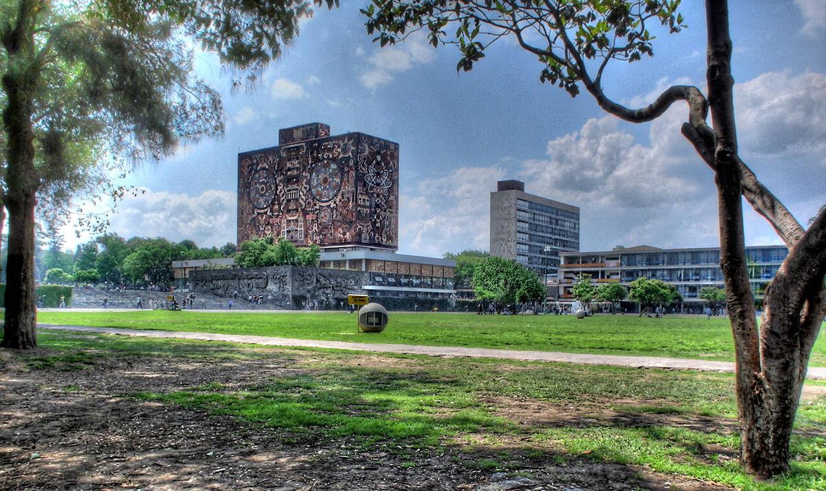 Recorre Ciudad Universitaria (CU) y déjate seducir por su gran belleza