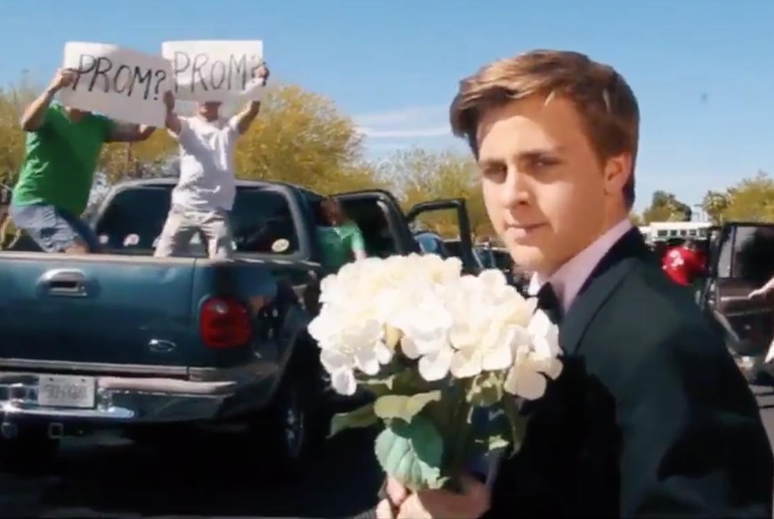 Adolescente recreó 'La La Land' para invitar a Emma Stone a su baile de graduación