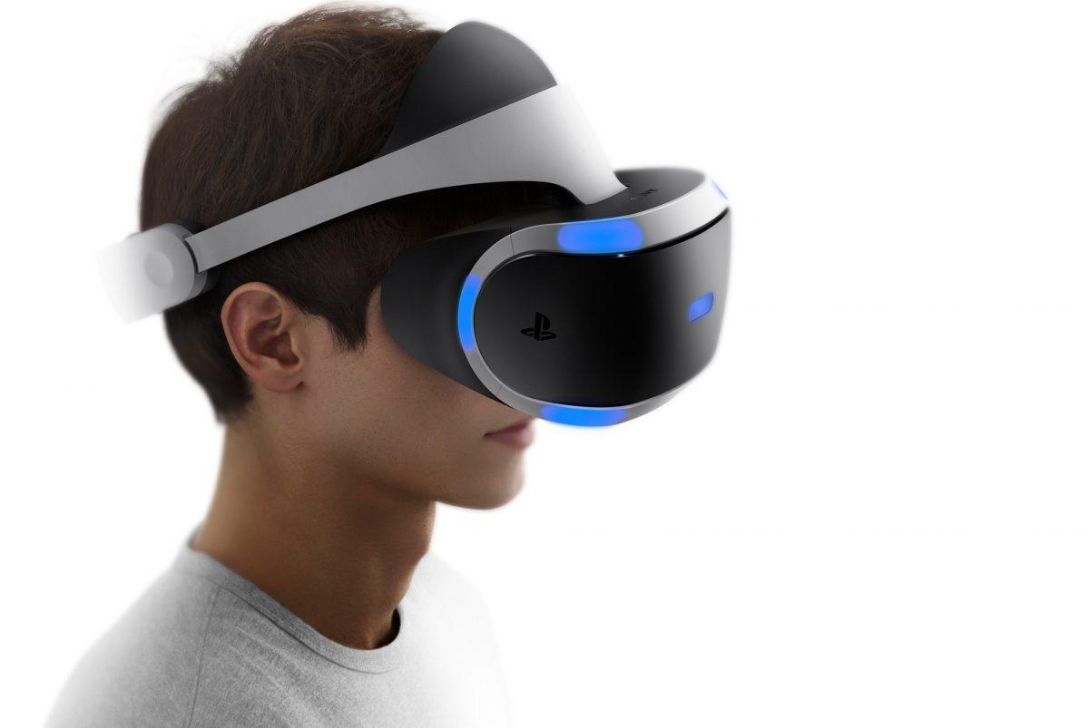 Los visores de realidad virtual de Sony, PlayStation VR