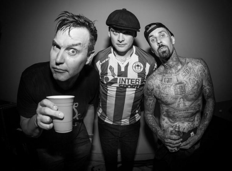 Blink 182 lanza una nueva rola: Wildfire