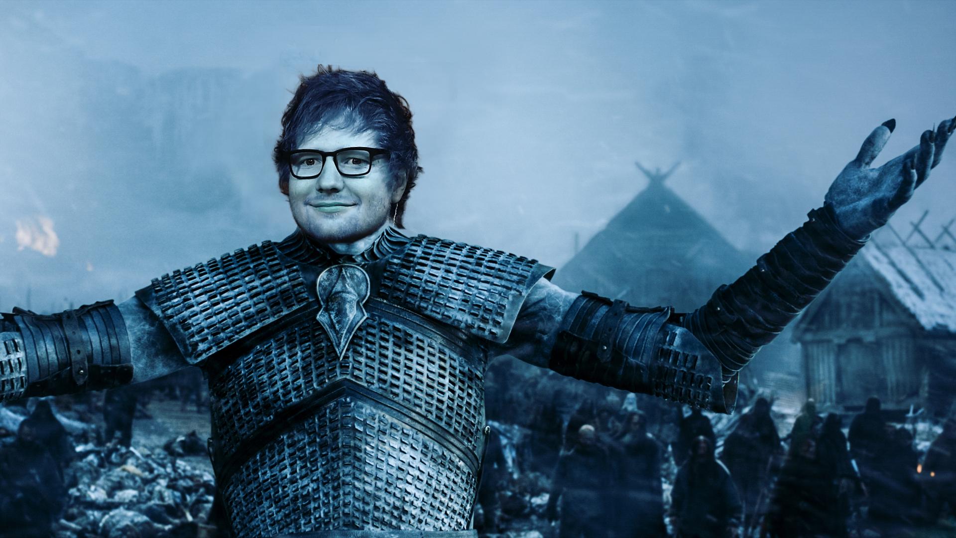 Este es el papel que hará Ed Sheeran en su cameo de Game of Thrones