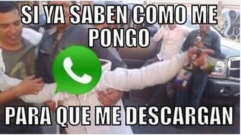Whatsapp se cae y todo el mundo enloquece