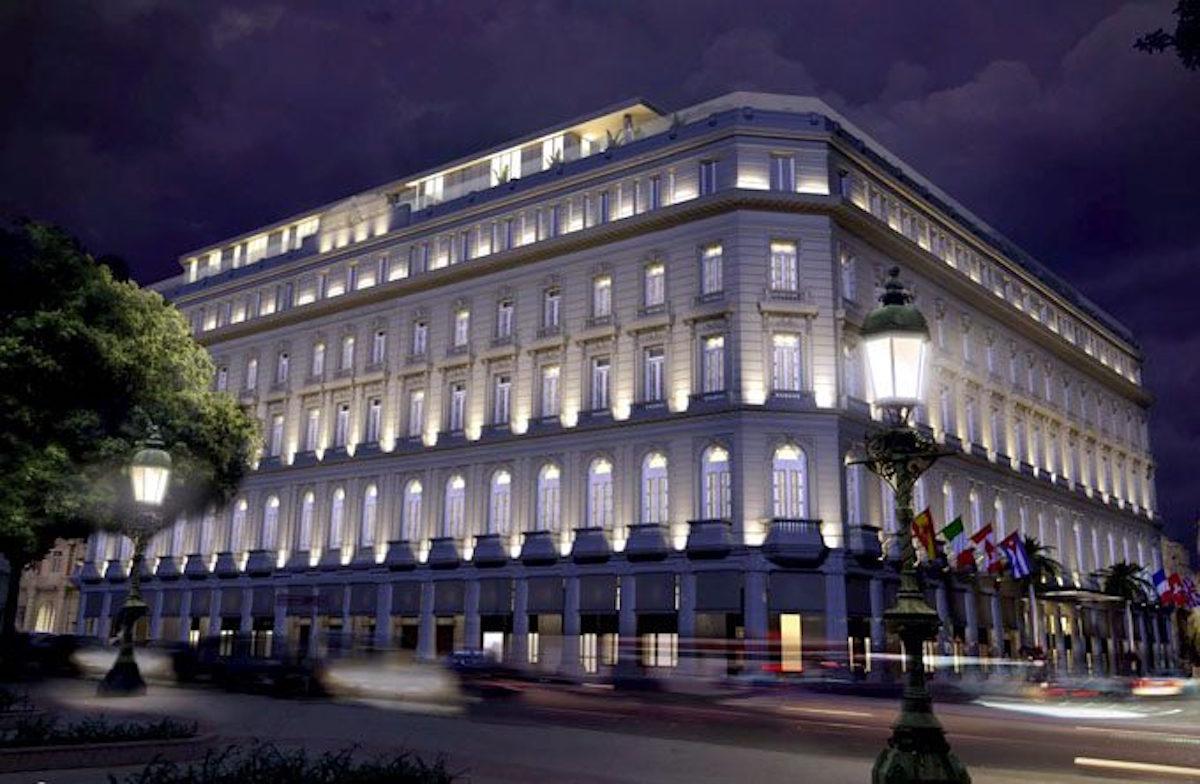 Cuba ya tiene su primer hotel de cinco estrellas erizos - Hotel de cinco estrellas ...