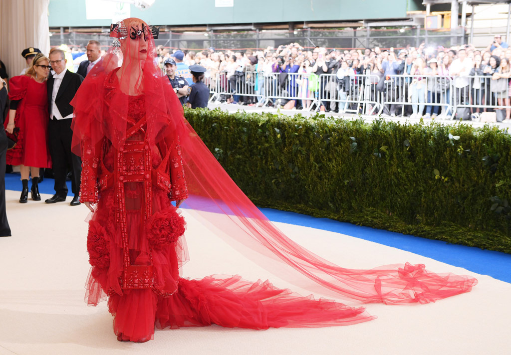 Los looks más WTF de la Gala del Met 2017