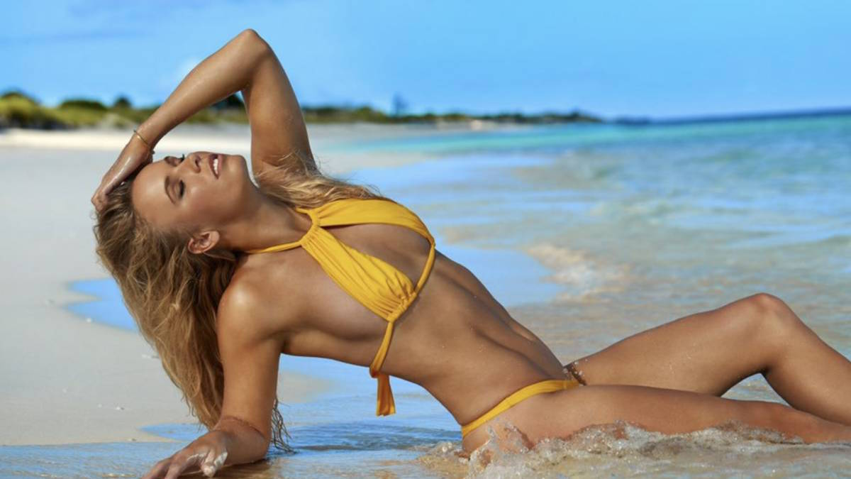 Caroline Wozniacki se desnuda para una revista