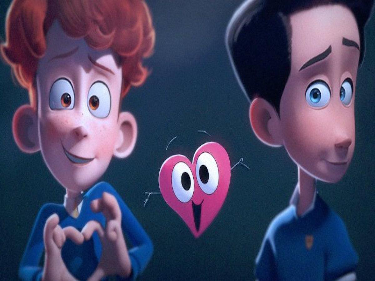 Se estrena corto animado de amor gay