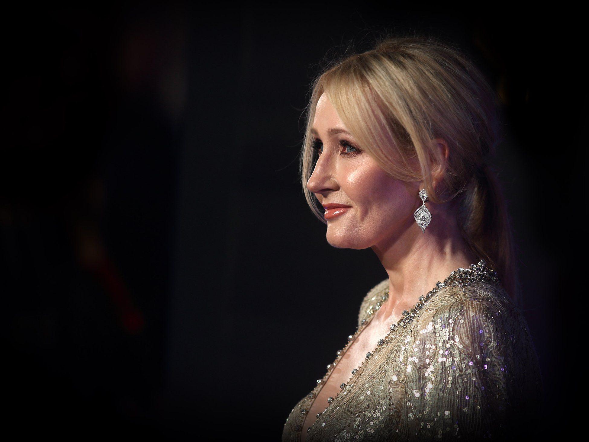 J.K. Rowling, autora de Harry Potter, es activa en Twitter