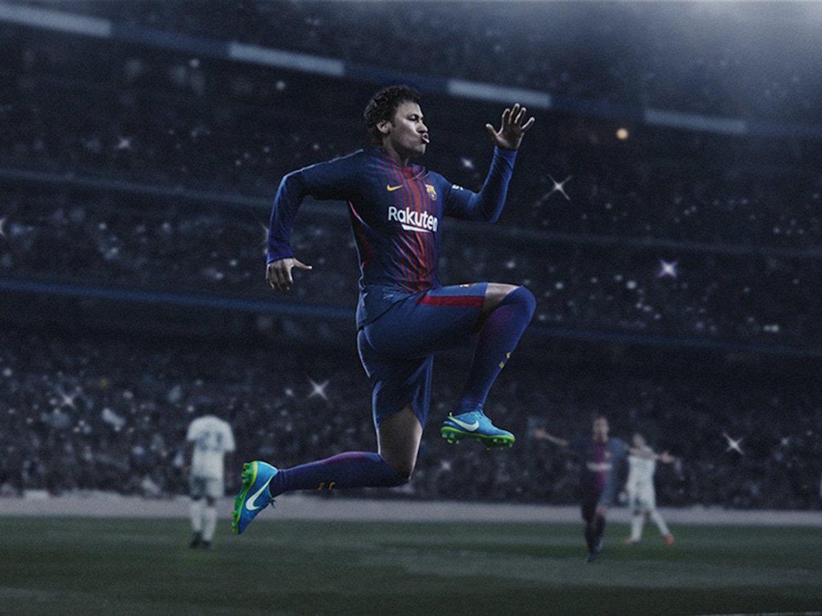 Neymar abandona Barcelona para ir a París