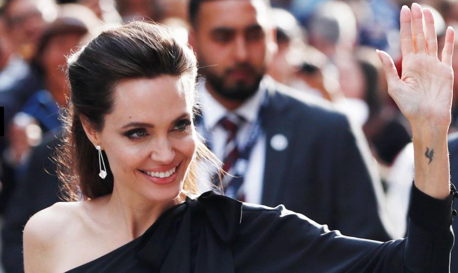 Angelina jolie pelicula netflix