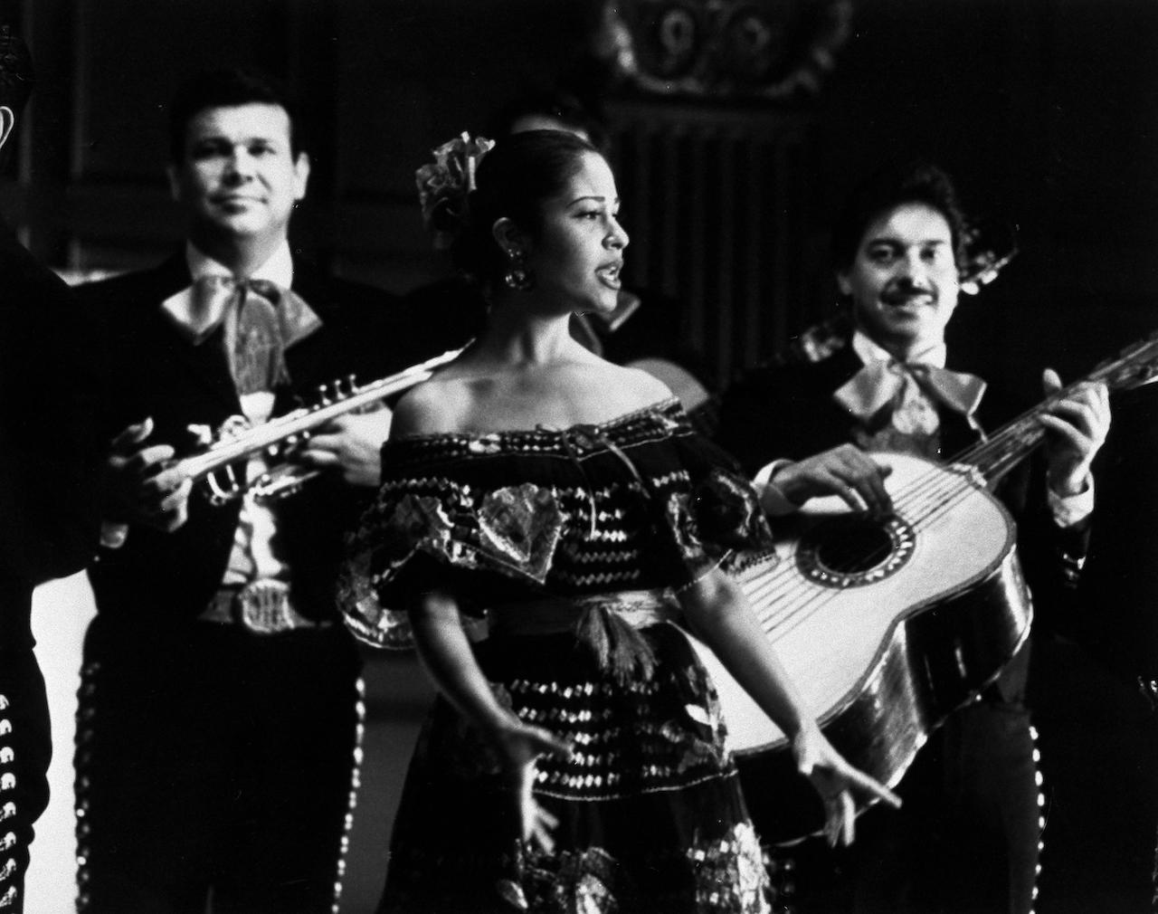 Selena Quintanilla, huracán Harvey, Abraham Quintanilla, Saldivar