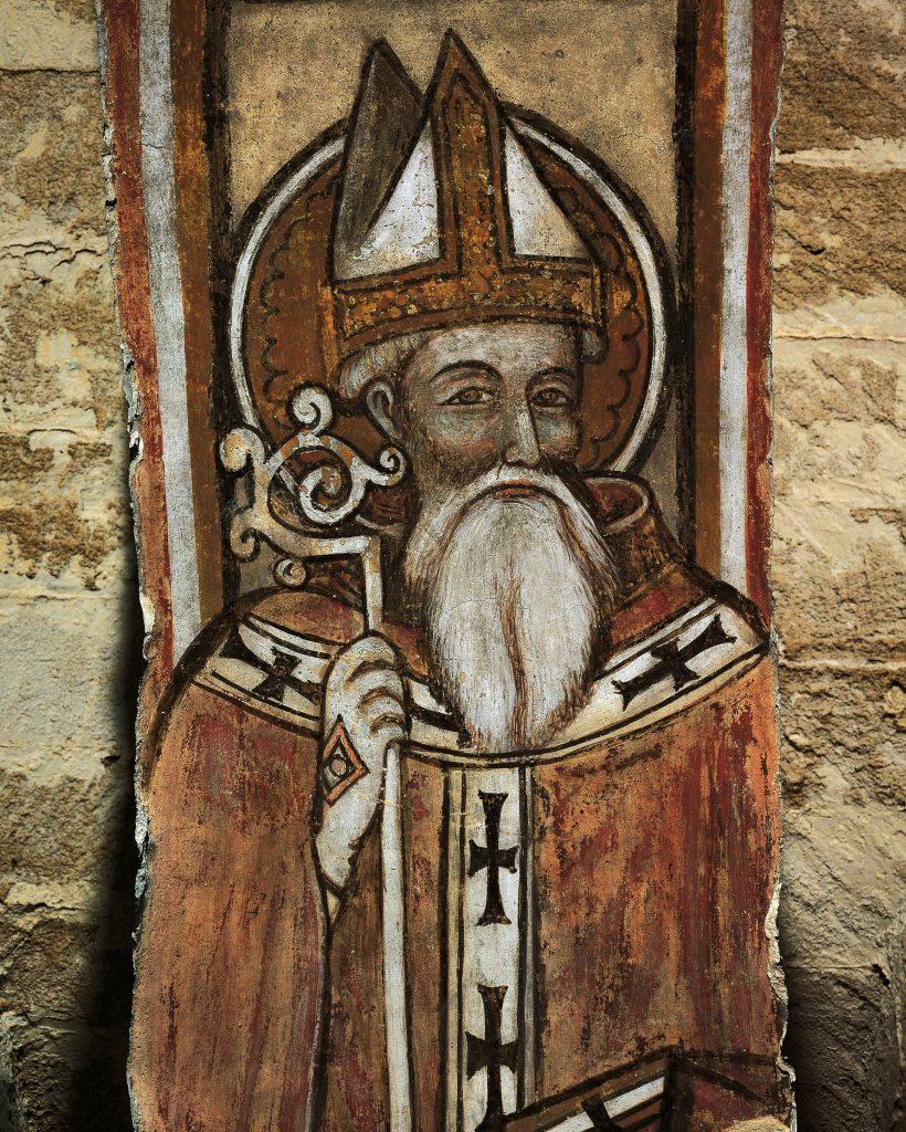 Encuentran en antigua iglesia de Turquía la posible tumba de Santa Claus