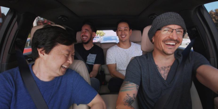 Linkin Park publica Carpool Karaoke tras el suicidio de Chester Bennington