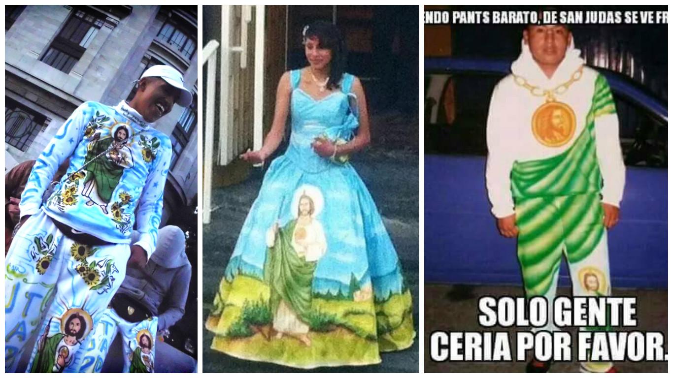La moda que ha inspirado San Judas Tadeo