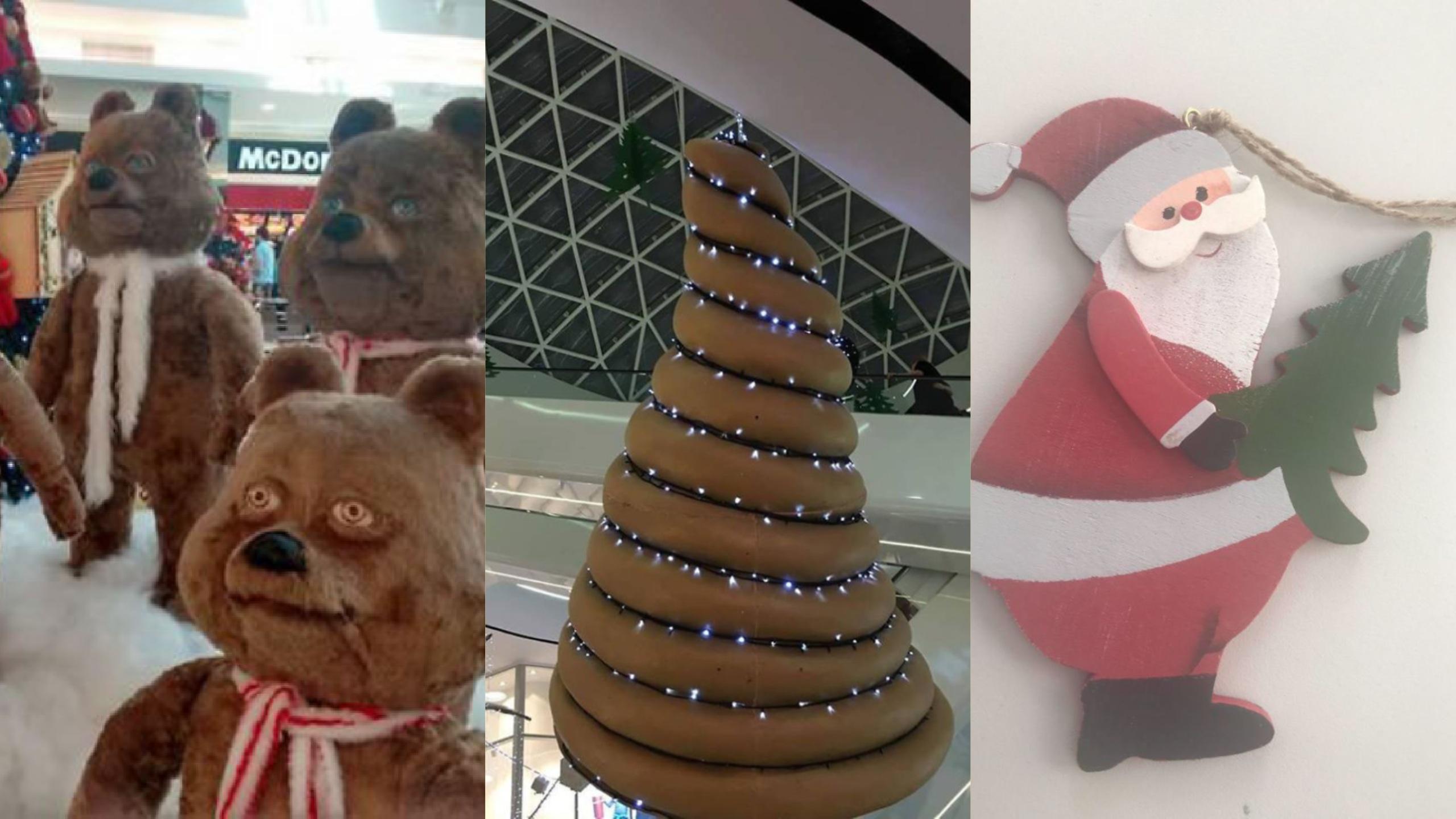 Fails, Navidad, Regalos, Decoraciones, Navidad 2017, Navideños