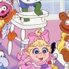Caricaturas, 90, Scooby Doo, Picapiedras, Gárgolas, Niño, Beetlejuice, Muppets Baby