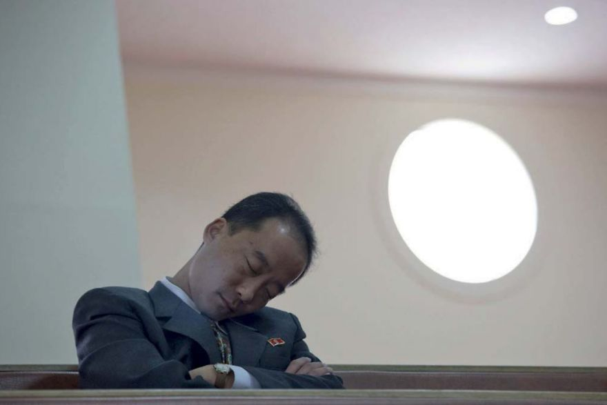 Corea Del Norte, Eric Lafforgue, Corea, Fotografías, Sucede, Realidad