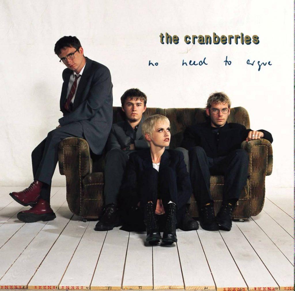 No need to argue, segundo álbum de estudio de The Cranberries
