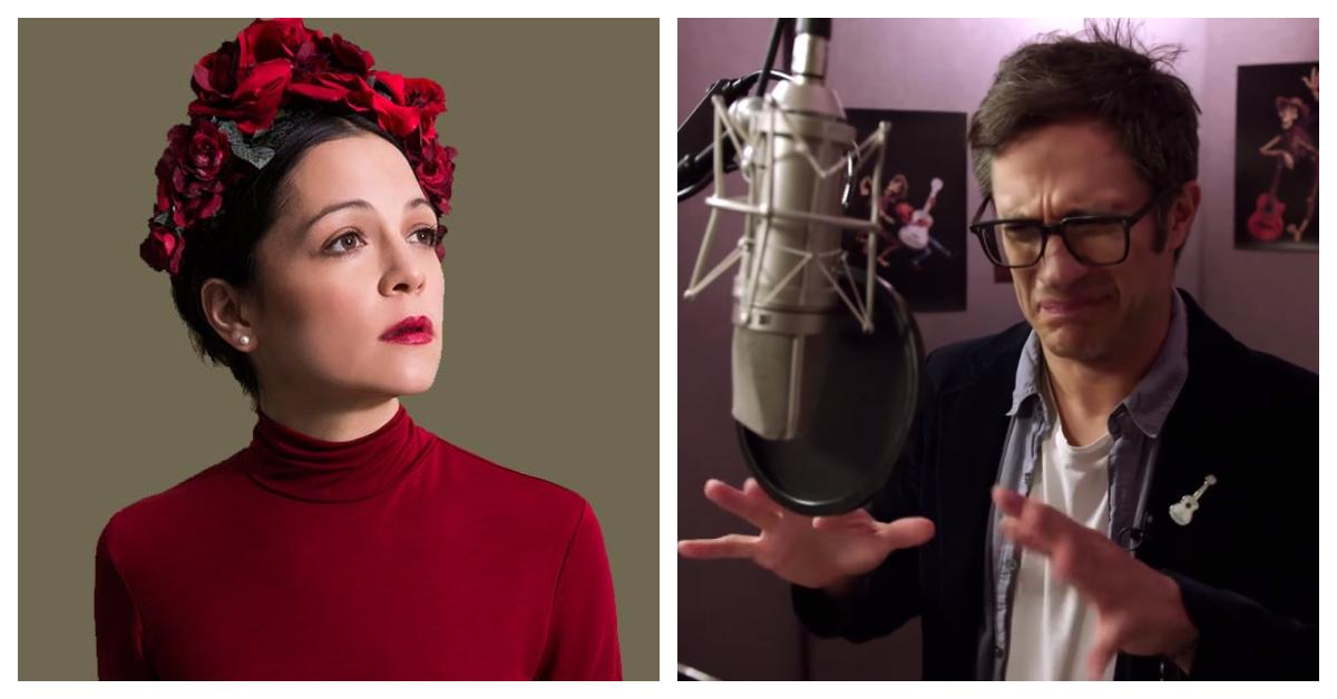Natalia Laforucade y Gael Garcia cantarán en los Oscar