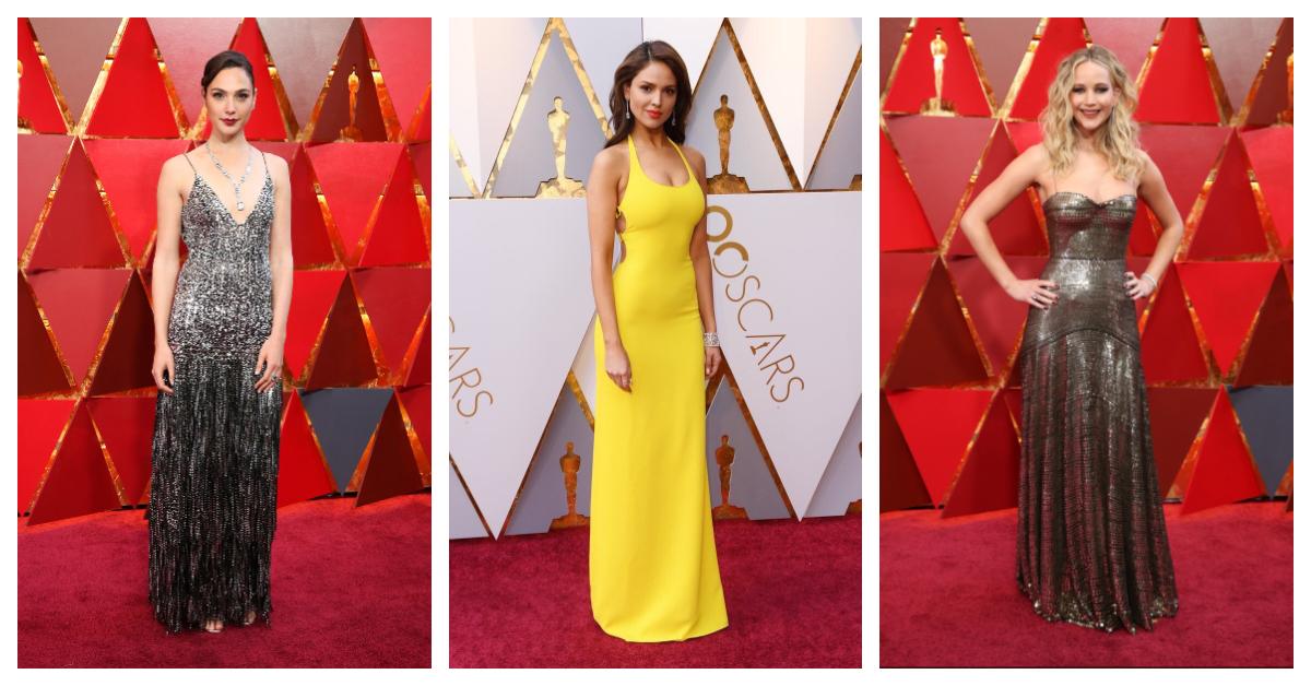 Los Mejor Y Peor Vestidos De Los Oscars 2018 Erizos