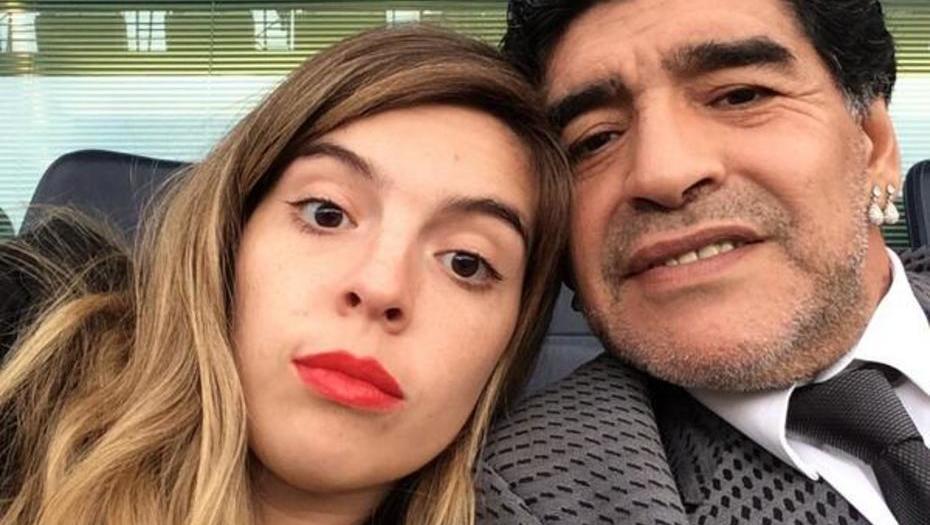 Maradona no asistiría a la boda de su hija en Argentina