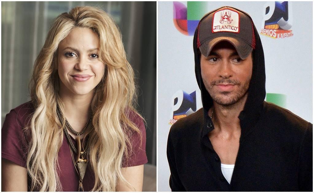 Shakira y Enrique Iglesias