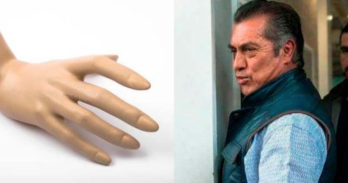 Bronco mocha manos