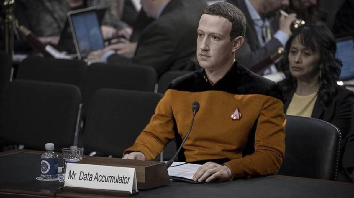 Memes de Mark Zuckerberg en el congreso