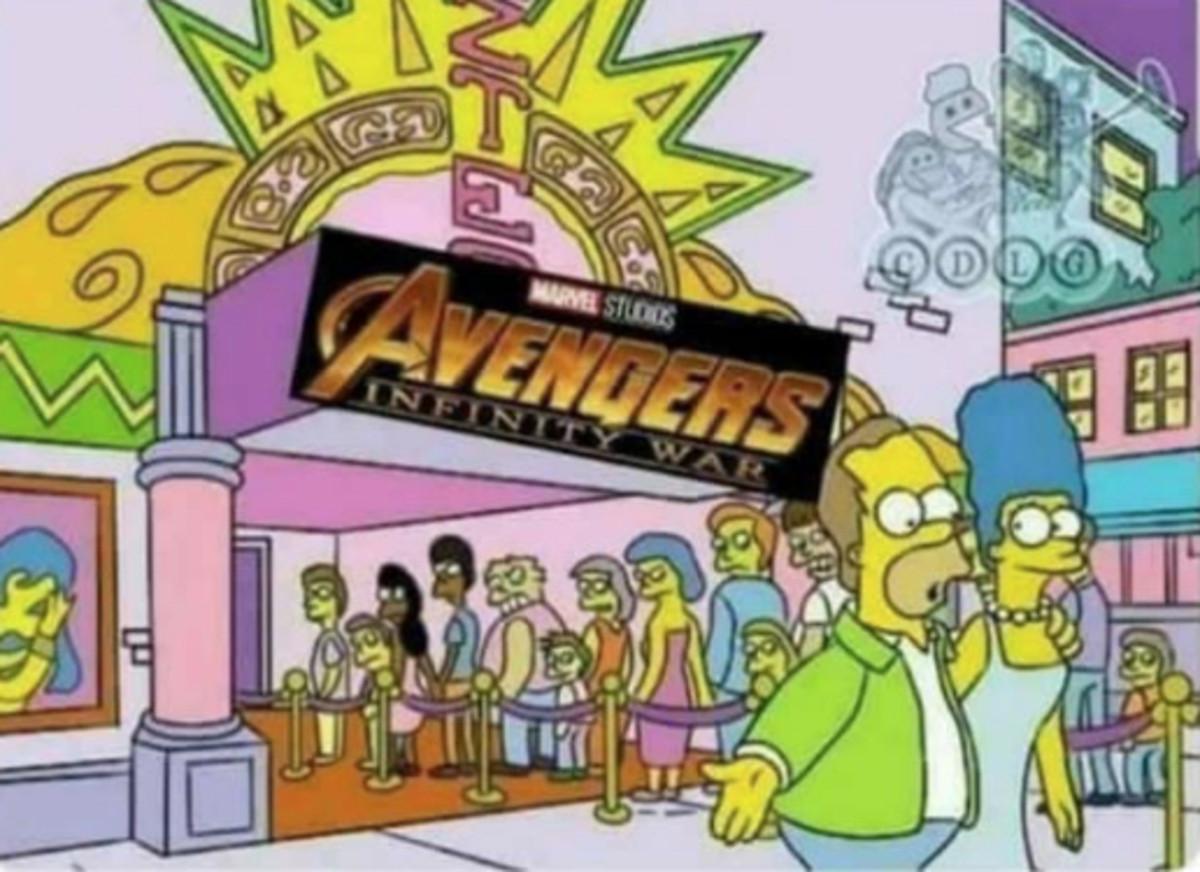 Avengers Infinity War Memes Spoilers Fans Películas