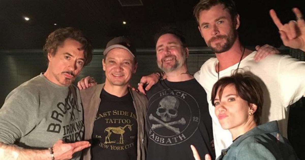Este Es El Tatuaje Que Los Avengers Se Hicieron Juntos