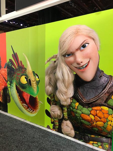 """Mira las primeras imágenes de """"Cómo entrenar a tu dragón 3"""""""