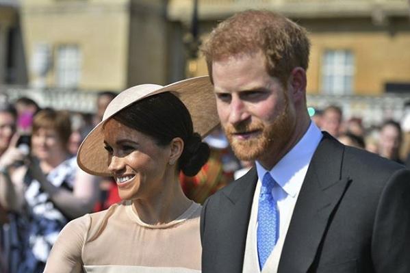 Meghan y Harry van a su primer evento oficial juntos