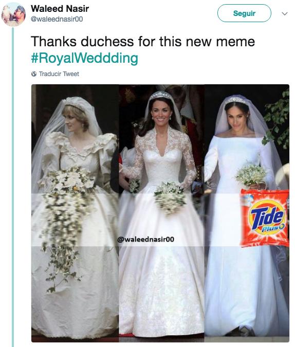 Memes boda real