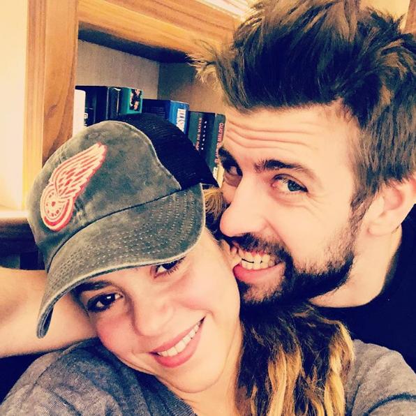 Gerard Piqué aclara qué pasa con Shakira