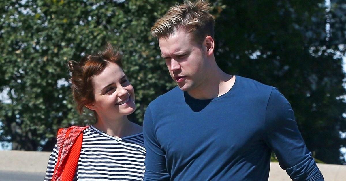Emma Watson Chord Overstreet Novio Pareja