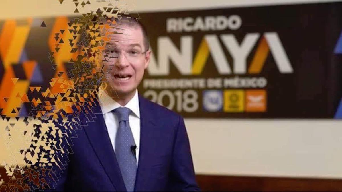 Ricardo Anaya Candidato Acusaciones Lavado Dinero