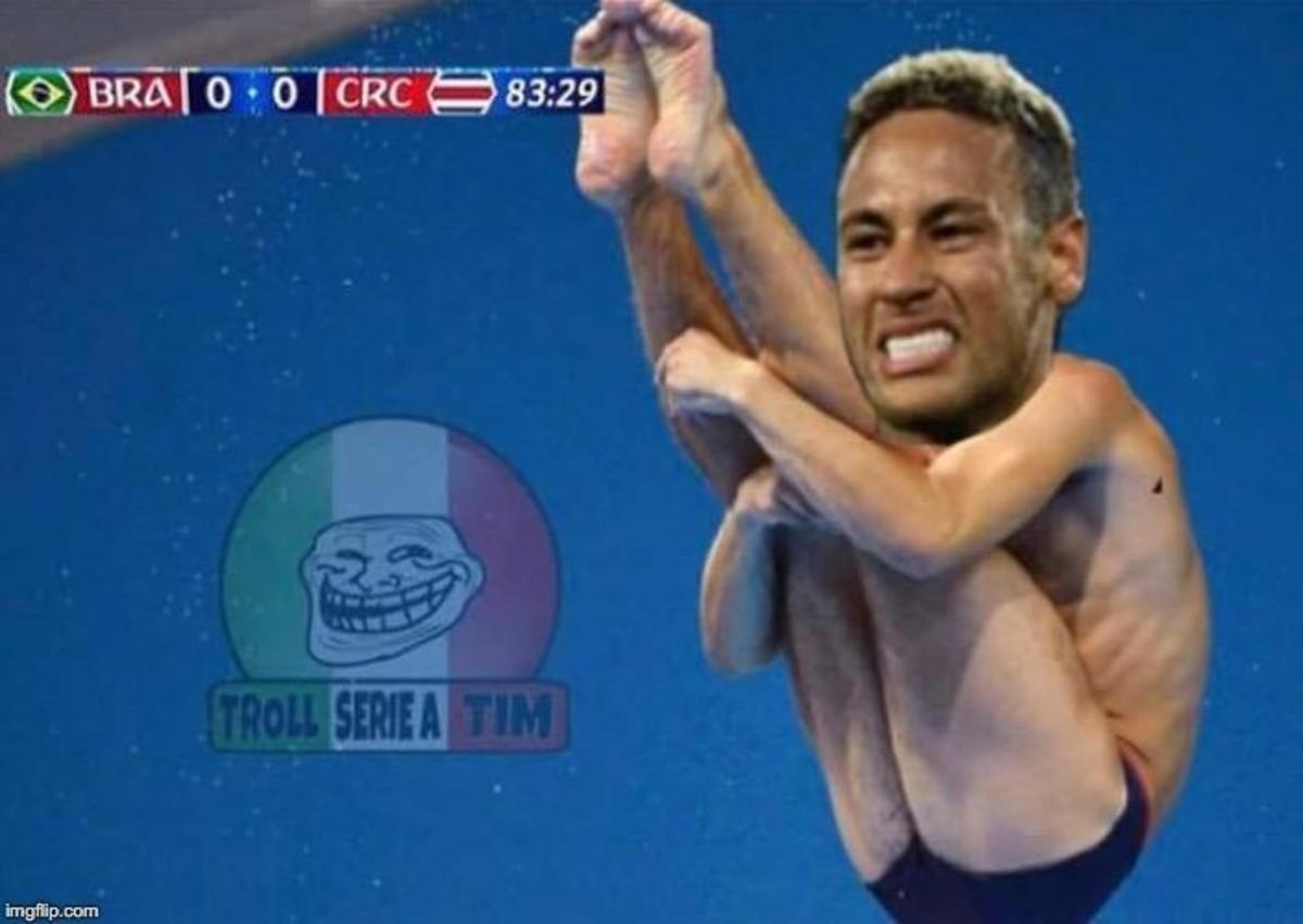 Memes Neymar Mejores Enfrentar lunes Brasil