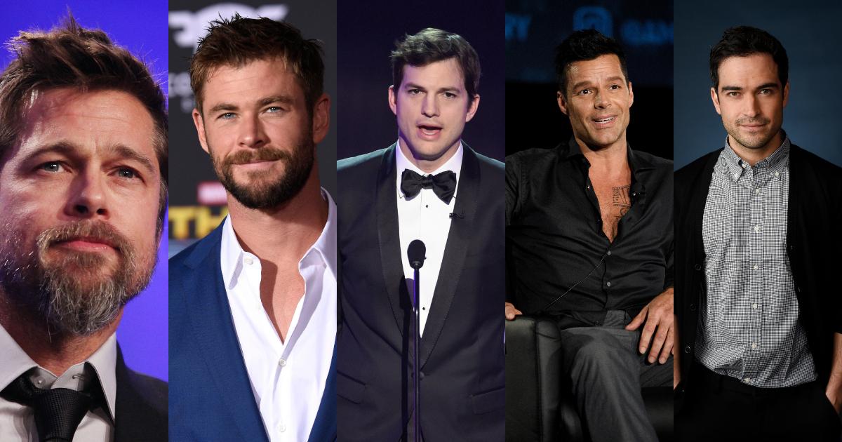 Papás Famosos Sexys, Papás Sexys, Papás Guapos, Papás, David Beckham, Ricky Martin
