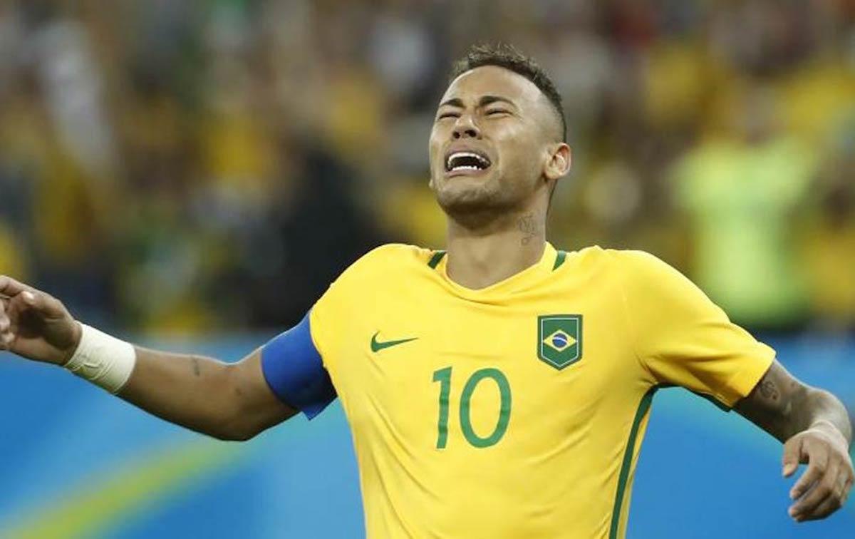 Neymar Brasil Mundial Rusia Mexicanos Adiós
