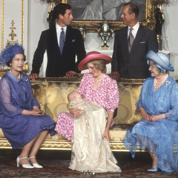 Bautizo principe Louis