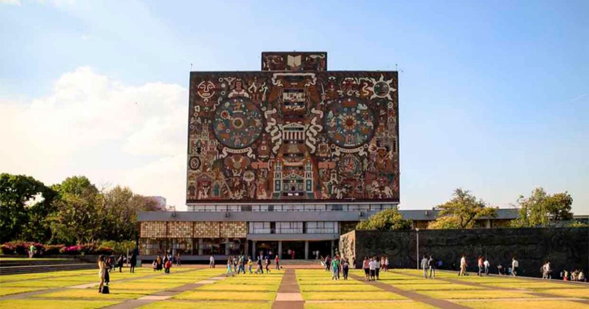 Universidad Nacional Autonoma De México, UNAM Más Bella América Latina, UNAM, América Latina, Ciudad Universitaria, Facultades