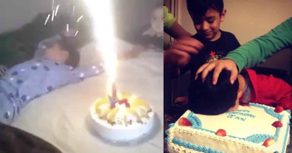 Niños, pasteles y tragedia: una historia de amor